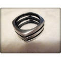 Aqua Line - Men of Thumb Rings - Steel In Style - LINE UP